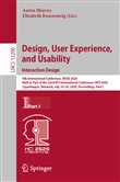 Design, User Experience, and Usability. Interaction Design