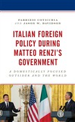 Italian Foreign Policy during Matteo Renzi's Government