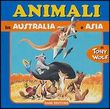 Animali in Australia e Asia
