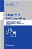 Advances in Soft Computing