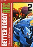 Getter Robot Arc Vol. 2