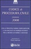 Codice di procedura civile 2008