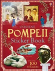 Pompeii sticker book. Con adesivi