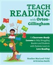 Teach Reading with Orton-Gillingham