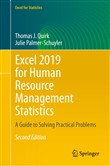 Excel 2019 for Human Resource Management Statistics