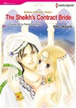 The Sheikh's Contract Bride (Harlequin Comics)