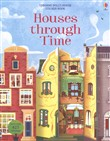 Houses Through Time Sticker Book