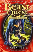 Stealth. La pantera fantasma. Beast Quest Vol. 24