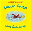 curious george goes swimm...