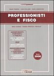 Professionisti e fisco 2006