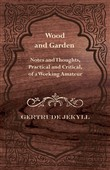 wood and garden - notes a...