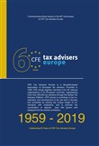CFE Tax Advisers Europe. Commemorative book issued on the 60th anniversary of CFE Tax Advisers Europe