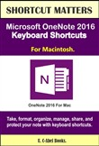 Microsoft OneNote 2016 Keyboard Shortcuts For Macintosh