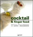 Cocktail and finger food