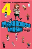 My Hero Academia Smash!!. Vol. 4