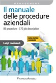 Il manuale delle procedure aziendali. 86 procedure. 170 job description
