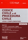 504/4 - Codice Civile e di Procedura Civile e leggi complementari (Editio minor)