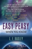 Easy Peasy: When You Know