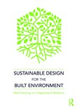 Sustainable Design for the Built Environment