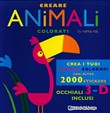 Creare animali colorati. Con gadget