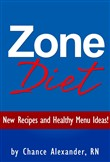 zone diet: new recipes an...