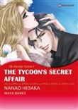 The Tycoon's Secret Affair (Harlequin Comics)