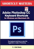 Adobe Photoshop CC Keyboard Shortcuts for Windows and Macintosh