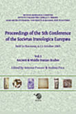 Proceedings of the 5th Conference of the Societas Iranologica Europea (Ravenna, 6-11 ottobre 2003) Vol. 1