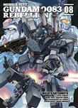 Rebellion. Mobile suit Gundam 0083. Vol. 8