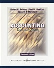 Accounting. Text and cases