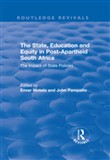 The State, Education and Equity in Post-Apartheid South Africa