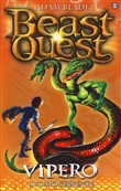 Vipero. L'uomo serpente. Beast Quest. Con 2 Carte. Vol. 10