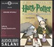 Harry Potter e la pietra filosofale. Audiolibro. 2 CD Audio formato MP3