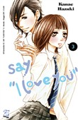 Say «I love you» Vol. 3