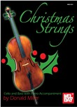 Christmas Strings: Cello & Bass With Piano Accompaniment