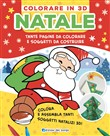 natale. colorare in 3d