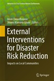 External Interventions for Disaster Risk Reduction