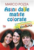 Asini dalle matite colorate