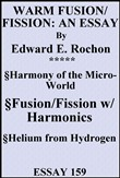 warm fusion/fission: an e...