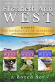 The Moralities of Marriage Books 1-3