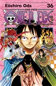 One piece. New edition Vol. 36
