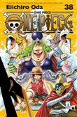 One piece. New edition Vol. 38