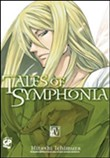 Tales of Symphonia Vol. 4