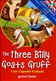 The Three Billy Goats Gruff. Con CD