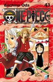 One piece. New edition Vol. 41