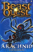 Arachnid. Il re dei ragni. Beast Quest. Con 2 Carte. Vol. 11