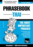 English-Thai phrasebook and 3000-word topical vocabulary