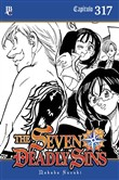 The Seven Deadly Sins Capítulo 317