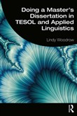 Doing a Master's Dissertation in TESOL and Applied Linguistics
