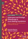 Governance and Strategic Philanthropy in Grant-Making Foundations